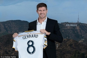 Alasan Gerrard Memilih MLS