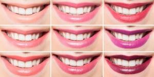 Pakai Warna Lipstik Ini agar Gigi Terlihat Putih