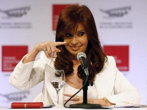 Presiden Argentina Ikut Rayakan Hasil Referendum Yunani