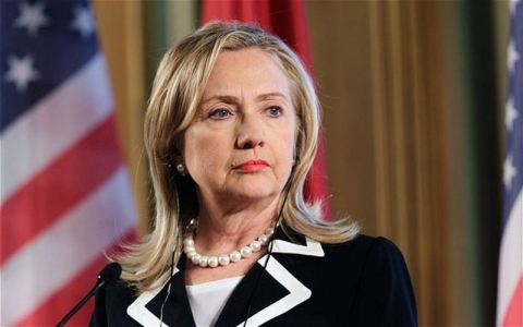 Hillary Clinton China Meretas Jutaan Komputer AS