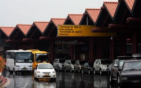 Kebakaran di Bandara Soetta Pelajaran bagi Pemerintah
