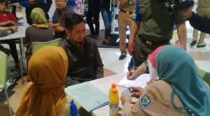 Asyik Jalan di Mal, PNS Bogor Terjaring Razia