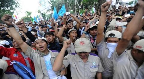 Revisi JHT Rampung Bulan Ini Buruh Diminta Tak Demo Dulu
