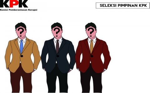 Delapan Nama Calon Pimpinan KPK dari Yogyakarta