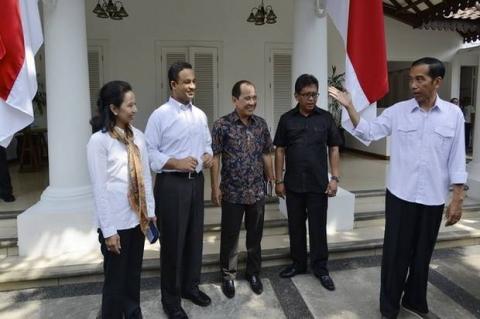 Ring Satu Presiden Jokowi Bermasalah