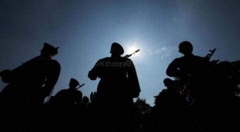 TNI Turun Tangan Amankan Rumah Warga yang Mudik