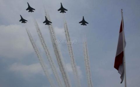 TNI AU Akan Tempatkan Jet Tempur di Tarakan