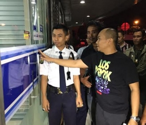 Cegah Rumsong, Polisi Tempelkan Sticker Buser