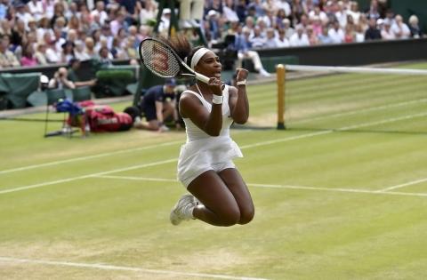 Singkirkan Azarenka Serena Ditunggu Sharapova