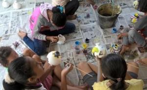 KKN sembari Melestarikan Budaya Jawa