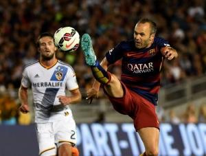 Barcelona Bukan Mencari Kemenangan di Tur Pramusim