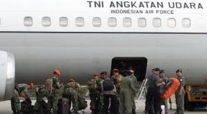 TNI AU Napak Tilas Peristiwa 29 Juli