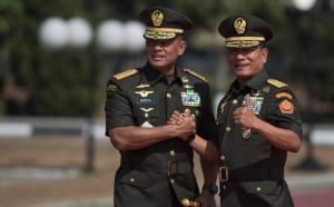 Panglima TNI Resmikan Monumen Jenderal Soedirman