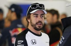 Alonso Belum Mau Banting Setir
