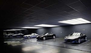 Garasi Mobil Mewah Ini Terinspirasi Film Batman 'Dark Night'