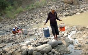 Akibat El Nino, Dua Waduk Alami Kekeringan
