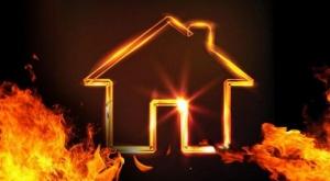 Rumah Pengusaha Garmen Ludes Dilalap Api