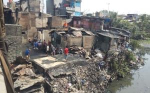 Bangunan Terbakar di Pasar Gembrong Menyalahi Aturan