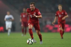 Nasib Gotze di Bayern Tergantung Sikap Guardiola