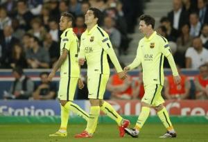 Kesuksesan Barcelona Masih di Tangan Trio MSN