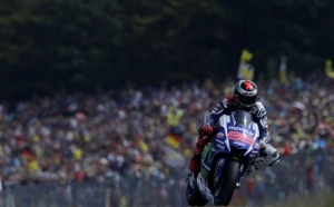 Lorenzo Sukses Asapi Marquez di FP2