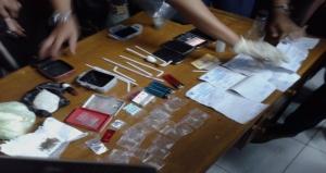 Berikut Barang Bukti yang Disita dari 23 Penjahat Narkoba