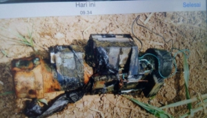 Gegana Dalami Temuan Bom di Kalimalang