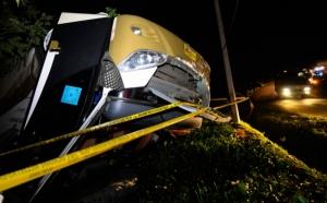 Kecelakaan Bus di Afrika Selatan, 35 Orang Tewas