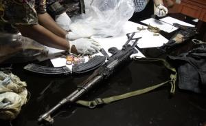 27 Senjata Api Kelompok Din Minimi Berhasil Diamankan