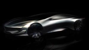 Jutawan Asal China Pamer Sketsa Mobil Pesaing Tesla