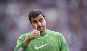 Pemain Juventus Diusir Wasit