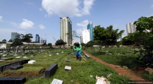 Pemkab Tangerang: Investor Bangun Kawasan Makam Komersil
