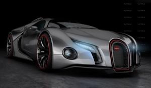 Mobil Generasi Penerus Bugatti Veyron Ini Bakal Dibanderol Rp53 M