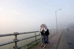 Kualitas Udara Buruk, BPBD Sumbar Siapkan 10 Ribu Masker