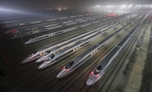 Empat BUMN Siap Bantu Pembangunan Kereta Cepat