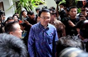 Ahok Ancam Penjarakan PNS Penilap Gaji Petugas Kebersihan