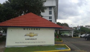 General Motors Tinggalkan Pabriknya di Bekasi