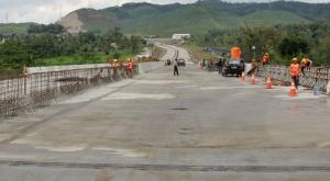 Hutama Karya Minta Rp4,5 T Garap Tol Trans Sumatera