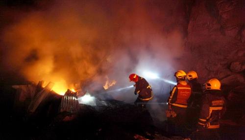 KPU Bengkulu Selatan Terbakar, Honor Pegawai Ikut Hangus