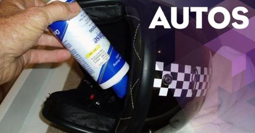 Cara Mudah Merawat Helm Lawas