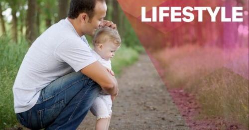 Tanda-Tanda Menjadi Ayah Luar Biasa