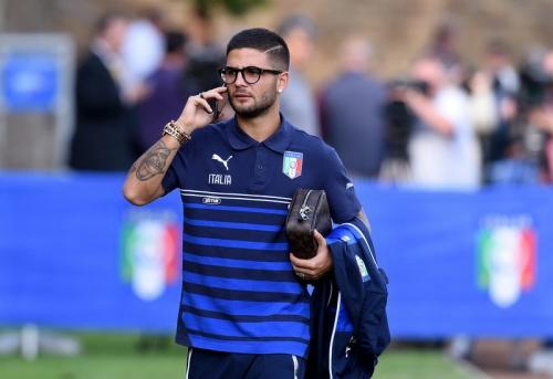 Insigne Gagal Tunjukkan Kegemilangannya Bersama Timnas Italia