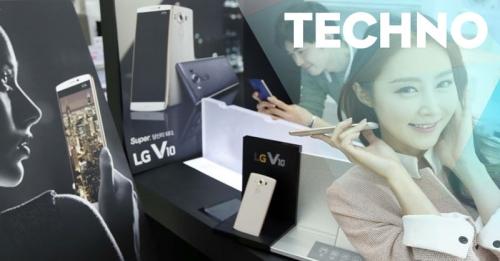 Mulai Dipasarkan, LG V10 Dilego Seharga Rp9,5 Jutaan