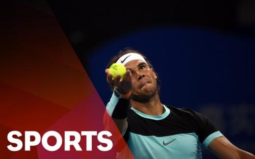 Rafael Nadal Melaju di China Open