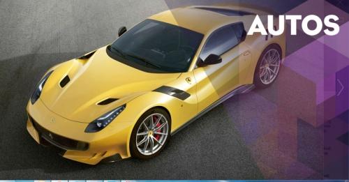 Inilah Edisi Pamungkas Ferrari F12 TDF