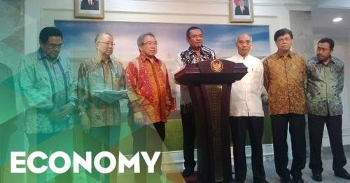 Bertemu Jokowi, Pengusaha Makanan Keluhkan Ketergantungan Impor Bahan Baku