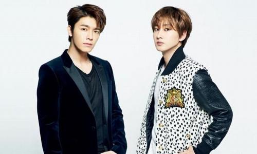 Salam Perpisahan Donghae dan Yesung pada Eunhyuk