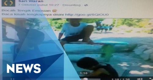 Video Permainan Tradisional Berbalut Kekerasan Beredar di Sosmed