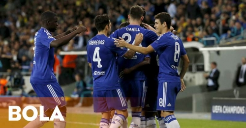 Chelsea Bantai 10 Pemain Maccabi Tel Aviv