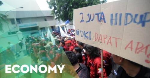 Demo Buruh, SBS: Jangan Bikin Takut Investor